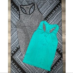 Forever 21 athletic tank tops